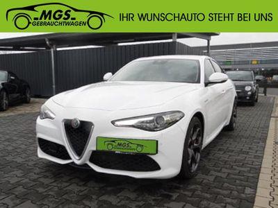 gebraucht Alfa Romeo Giulia 2.2 Diesel AT8-Q4 Veloce #AWD #ACC, Gebrauchtwagen, bei MGS Motor Gruppe Sticht GmbH & Co. KG