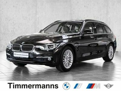 gebraucht BMW 320 d xDrive Touring Aut. Luxury Line Navi LED