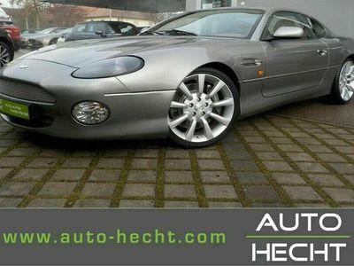 gebraucht Aston Martin DB7 Vantage Coupé 6,0 V12, deutsches Fahrzeug! als Sportwagen/Coupé in Königsbrunn bei Augsburg