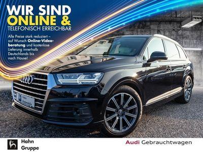 gebraucht Audi Q7 3.0 TDI EU6 s-line LED Head-Up Navi Pano AHK