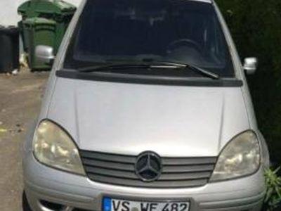 gebraucht Mercedes Vaneo