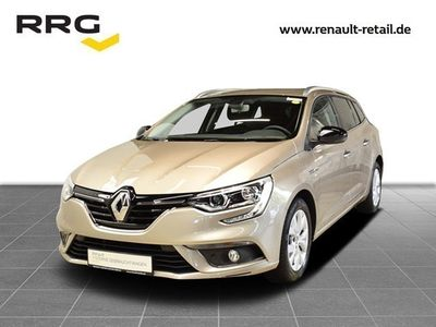 gebraucht Renault Mégane GRANDTOUR 4 1.3 TCE 140 LIMITED DELUXE AU