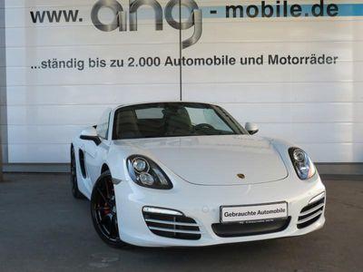 """gebraucht Porsche Boxster 2.7 Cabrio 20"""" Räder CD Navi"""