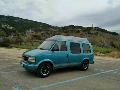 gebraucht GMC Safari Chevrolet Astro Van Camper Bett...