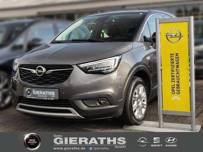 gebraucht Opel Crossland X 1.2 AT6 Klima Navi Kamera