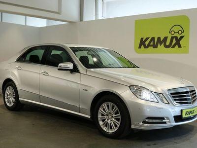 gebraucht Mercedes E220 CDI Aut. BE Limo. +Bi-Xenon ILS +Comand +GSHD + Spurhalte/Totwinkel-Assi.