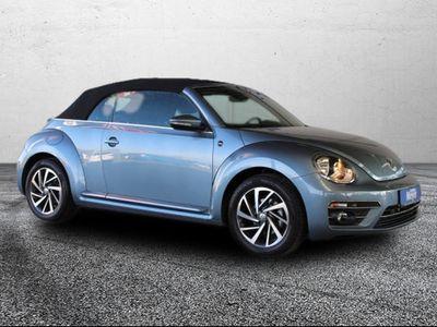 gebraucht VW Beetle Cabrio 1,4TSI 150PS 17*Alu/Navi/Temp/Winterp.