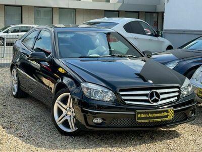gebraucht Mercedes CLC180 CLCLeder Voll Scheckheft 8.Fach Alufelgen