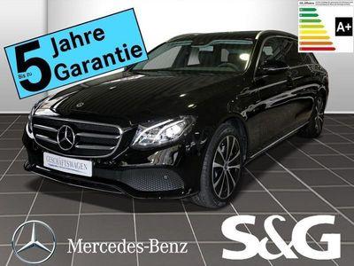 gebraucht Mercedes E300 T AVANTGARDE Spur/Sitzklima/Distronic/.