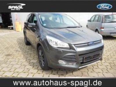 gebraucht Ford Kuga 2.0 TDCi Trend 4x2 StartStopp EURO 6