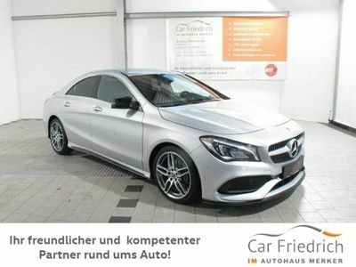 gebraucht Mercedes CLA180 AMG Line DCT Automatik