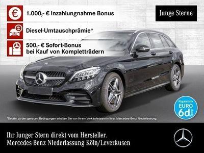 gebraucht Mercedes C300 T AMG LED Keyl-GO Kamera Spurhalt-Ass PTS