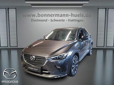 gebraucht Mazda CX-3 2.0 G-121 Sports-Line *LED*Navi*PDC*