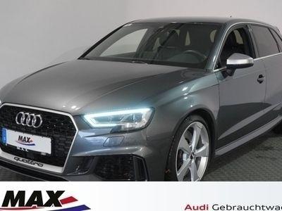 gebraucht Audi RS3 Sportback 2.5 TFSI B&O LED Navi Leder ACC S A