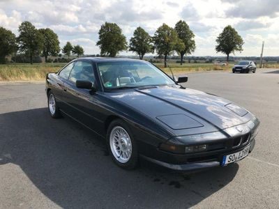 gebraucht BMW 850 i Vollausstattung/3.Hand/Deutsches Modell