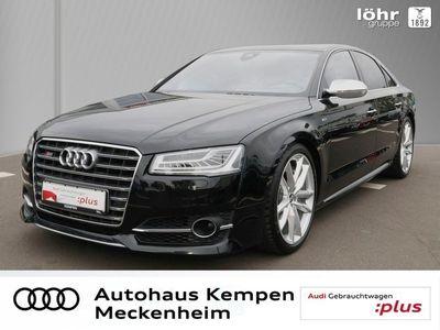 gebraucht Audi S8 plus 4.0 TFSI quattro Matrix TV HUD Nachts.