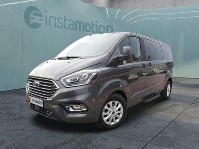 gebraucht Ford Custom Tourneo Custom Tourneo2.0 TDCi 320 L2 Titanium EURO 6d