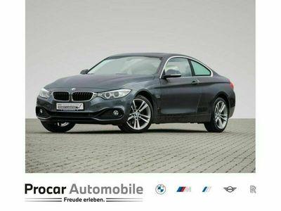 gebraucht BMW 430 i xDrive A Sport Line