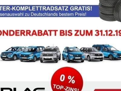 gebraucht Dacia Sandero Stepway Prestige TCe 90 Navi Rückfahrkam. Klimaautom. LED-Tagfahrlicht Multif.Lenkrad