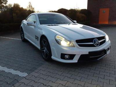 używany Mercedes SL63 AMG AMG -Klasse SPEEDSHIFT MCT Panorama Harman Kardon