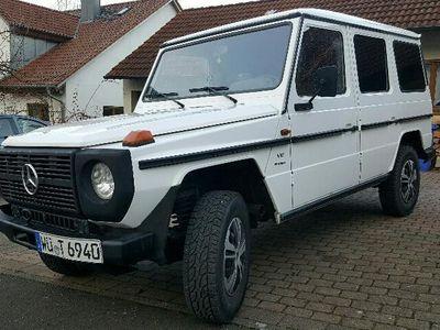 gebraucht Mercedes G230 GE 230 origenal Pucher langer Radstand