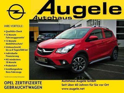 gebraucht Opel Karl Rocks, SHZ, LHZ, Klima, PDC, BTH, 8-fach bereift
