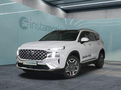 gebraucht Hyundai Santa Fe Santa Fe1.6 T-GDi Plug-in-Hybrid 4WD Prime ACC