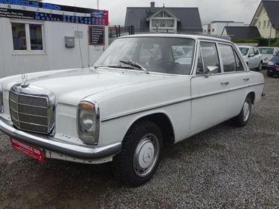 gebraucht Mercedes 200/8 200Diesel**VOLLEDER in BRAUN**H-ZULASSUNG**