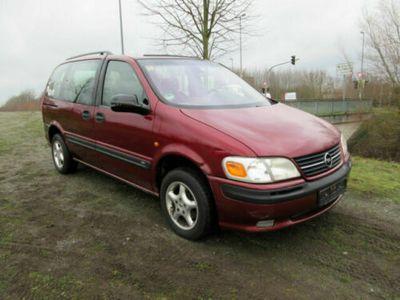 gebraucht Opel Sintra 3.0 V6 CD KLima 6Sitze AluF AHK