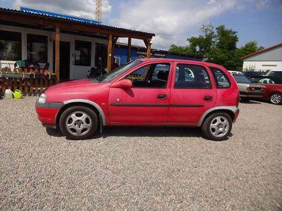 gebraucht Opel Corsa World Cup