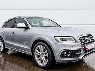 gebraucht Audi SQ5 3.0TDI qu Tip Xen Navi Sitzh ACC Side assist