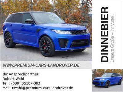 gebraucht Land Rover Range Rover Sport SVR P575 SVO   RANGE ROVER Berlin Neuwagen, bei Autohaus Dinnebier GmbH