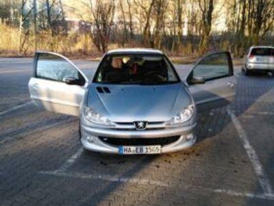 begagnad Peugeot 206 Motor Getriebe Top sofort Fahrbereit