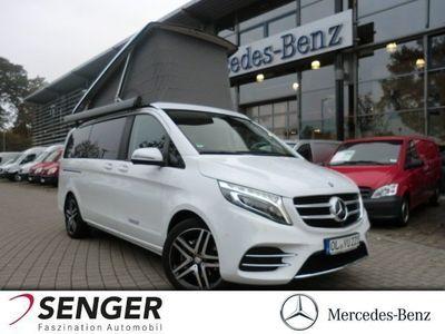gebraucht Mercedes V250 V-Klassed Marco Polo AMG+ALLRAD+LEDER+E-DACH+AHK