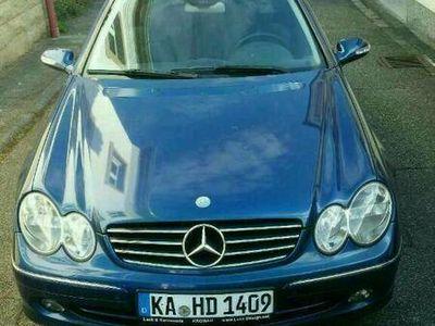 gebraucht Mercedes CLK200 Coupe Kompressor
