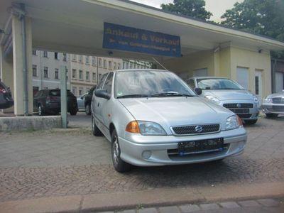 gebraucht Suzuki Swift 1.0 GLX 1.Hand KLIMA 71 TKM TÜV/AU NEU
