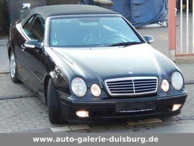 gebraucht Mercedes 320 CabrioAut. Avantgarde NAVI E-DACH ROSTFREI