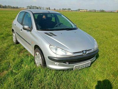 gebraucht Peugeot 206 75 Style