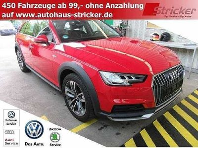 gebraucht Audi A4 Allroad quattro 3.0TDI quattro 499,-ohne Anzahlung Na