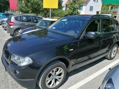 gebraucht BMW X3 xDrive18d Edition Lifestyle