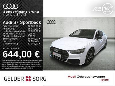 gebraucht Audi S7 Sportback 3.0 TDI qu.MATRIX*B&O*PANO*AHK*HEAD