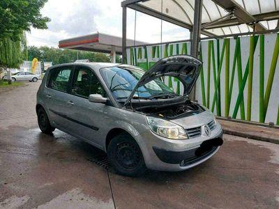 gebraucht Renault Scénic Megan1,6 Benzin