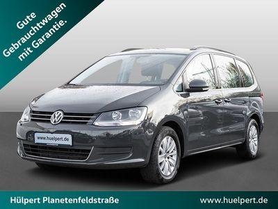 gebraucht VW Sharan 2.0 TDI Comfort NAVI AHK STHZ CAM GRA
