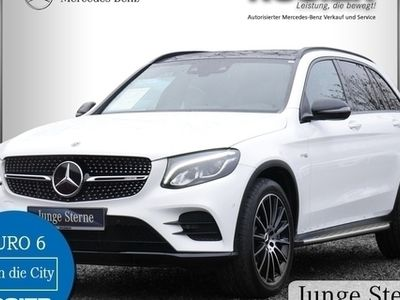 second-hand Mercedes GLC43 AMG AMG 4MATIC Night-Paket LD COMAND AHK Pan