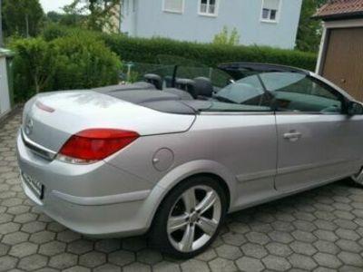 gebraucht Opel Astra Cabriolet Twin Top