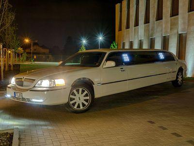 gebraucht Lincoln Town Car Royal Stretchlimousine als in Frankenthal