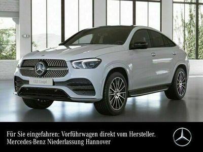 gebraucht Mercedes GLE400 d 4M Coupé AMG+Night+Pano+360+MultiBeam+9G