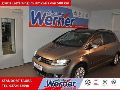gebraucht VW Golf Plus Life 1.4TSI Xenon Anhängerk Sitzh