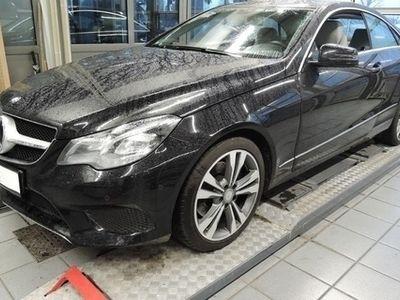 gebraucht Mercedes E200 Coupé Sportpaket+LED+Navi+PDC