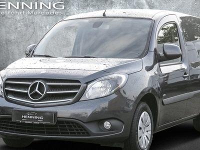 gebraucht Mercedes Citan 108 Kasten Lang Klima PDC Tempomat EURO 6